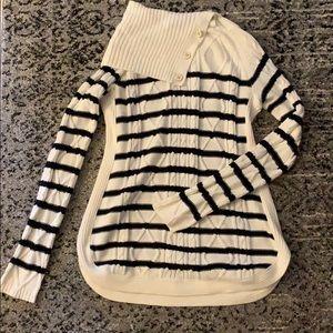Striped Sweater Woman's L